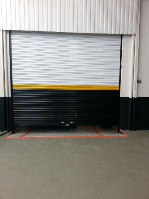 porta de enrolar transvision - Porta Automática de Enrolar