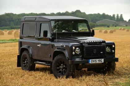 Revisão Land Rover Defender