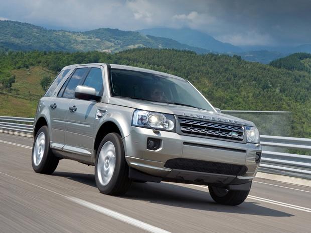 Revisão Diesel Land Rover - Revisão Freelander