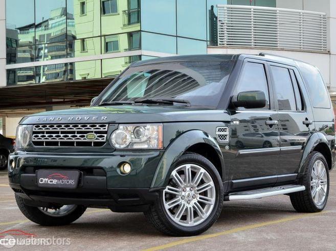Revisão Diesel Land Rover - Turbina LAND ROVER DISCOVERY 4