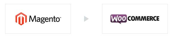 Magento para o WooCommerce - Migração de dados de Magento para o WooCommerce até 1000 mil Entidades