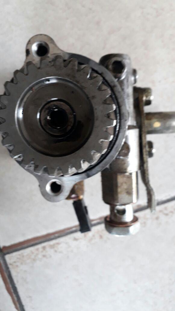 bomba-idraulica da caixa de direcao triton - Bomba Hidráulica da Caixa de Direção L200 Triton
