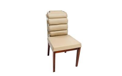 Tabano móveis, cadeira estofada - Cadeira Base de Madeira e Estofado