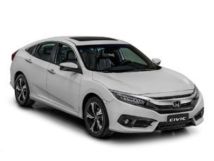 Honda Civic Touring CVT 1.5 Turbo Flex 0 KM a Vista ou Financiado