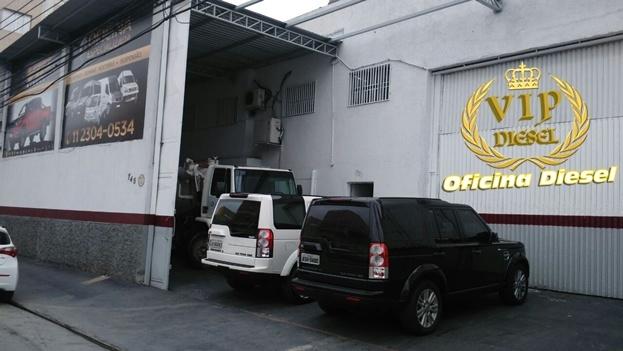 Revisão Range Rover