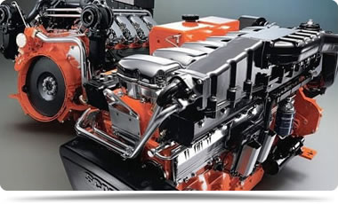 Revisão Motor a Diesel - Revisão Volvo NL-10 340 4×2 2p Diesel