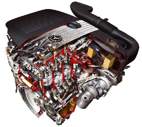 Retifica Motor Diesel - Revisão Ford F-4000 Turbo Cummins 4×4 2p Diesel