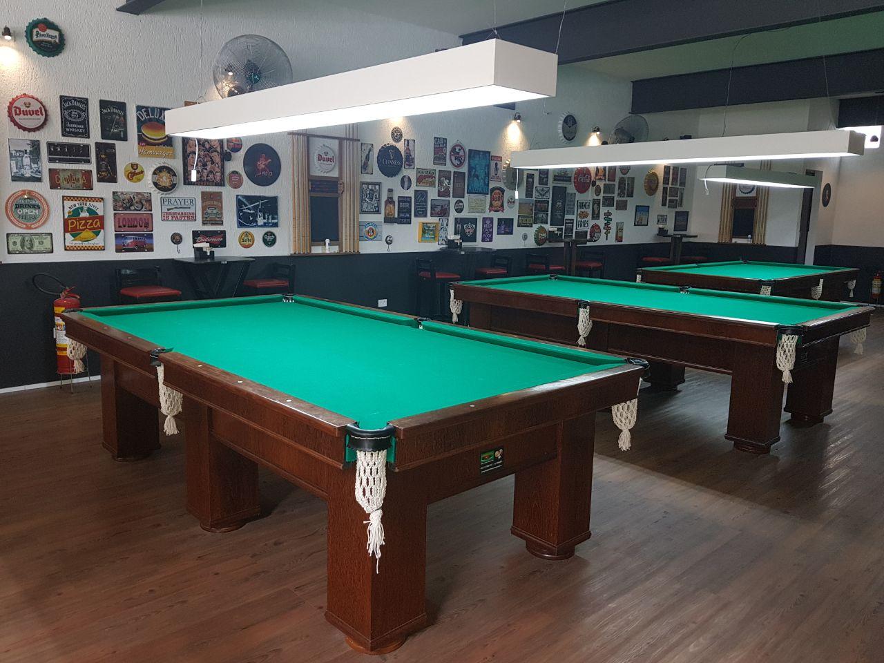 SNOOKER BAR - mande o stress pro buraco!!! - Snooker Bar – mande o stress pro buraco!!!