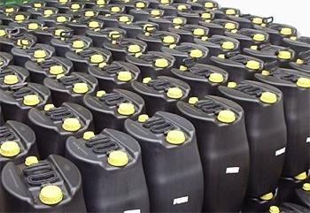 Água em Bombas de 50 Litros - Água Bi-Destilada para Bateria
