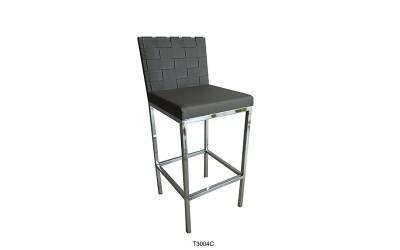 Tabano - Banqueta Cubo Assento Estofado