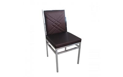 Tabano - Cadeira Cubo – Assento e encosto estofado