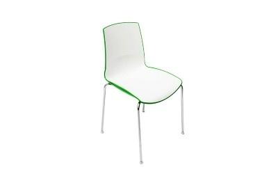 Tabano - Cadeira Now – Estrutura tubular assento e encosto plástico polipropileno