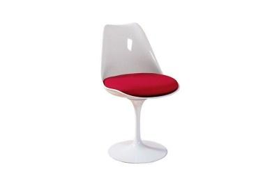 Tabano - Cadeira Estrutura de alumínio fundido com concha em fibra de vidro
