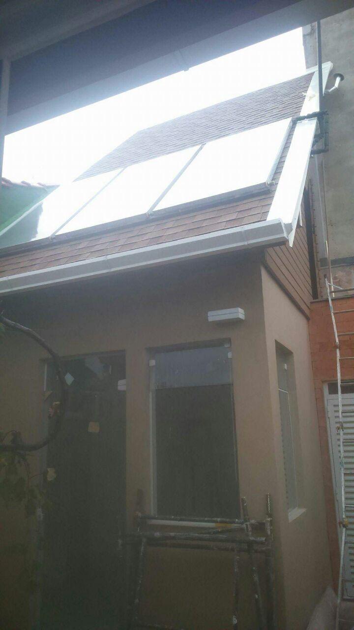 Edicula Telha Shingle - Serviços em Telhado na Casa Verde