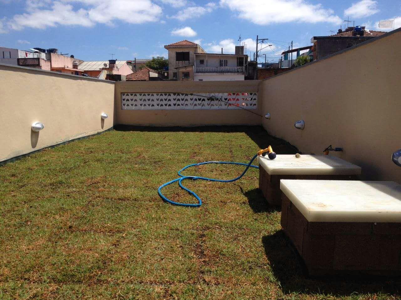 Laje a Seco 2 - Serviços em Telhado na Casa Verde