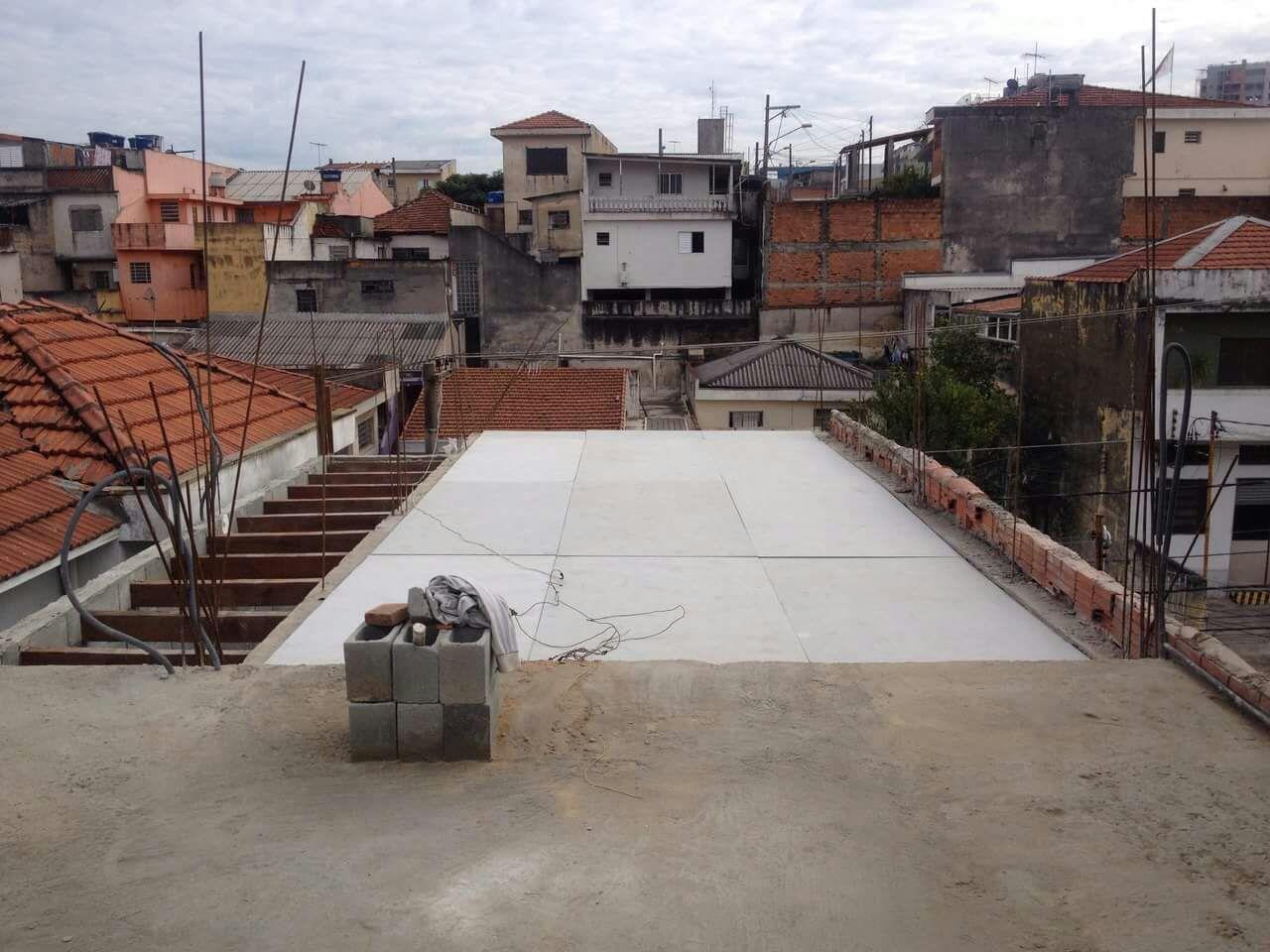 Laje a Seco - Serviços em Telhado na Casa Verde