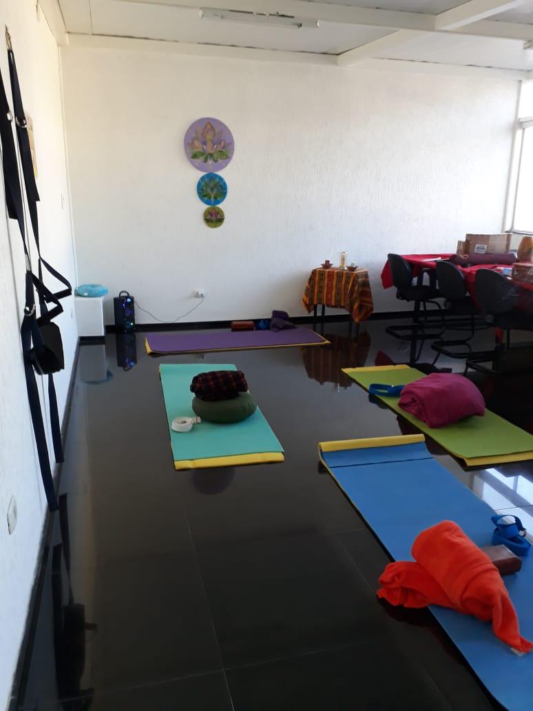 Salão de Yoga - Yoga Zona Norte