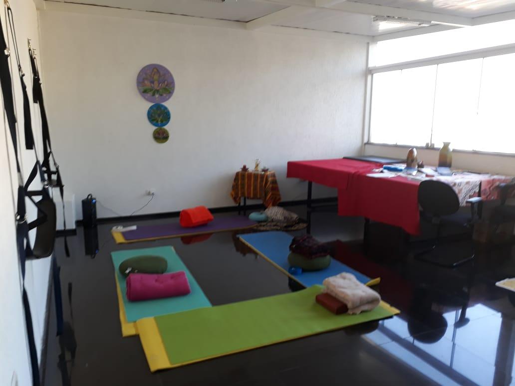Arte Terapia - Yoga Água Fria