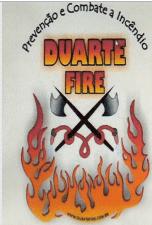 Duarte Fire logo