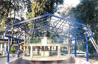 Estrutura Metalica de Galpão