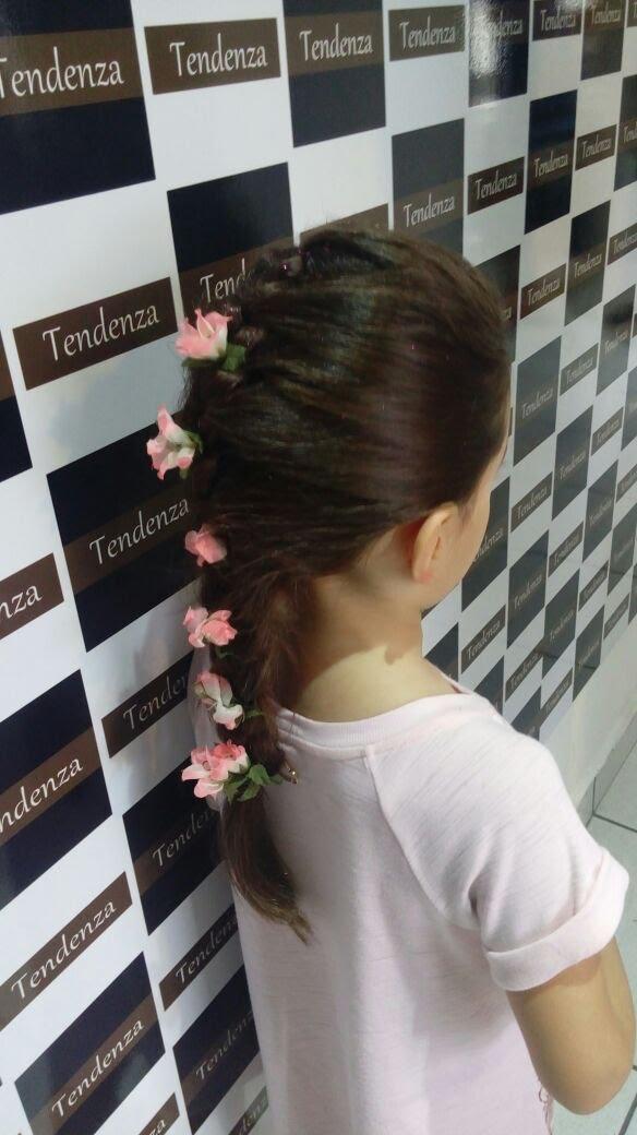 cabelo infantil meninas
