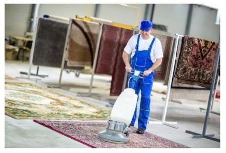 desinfecção de carpete