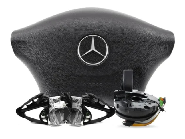 Kit Airbag Mercedes Sprinter 311 415 Cdi Original Air Bag
