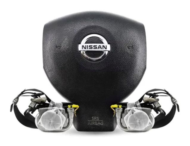Kit Airbag Nissan Livina 2012 2013 Bolsa Airbag Original